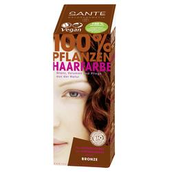 SANTE Pflanzenhaarfarbe - bronze 100 g