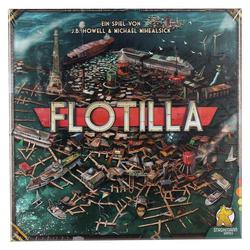 Strohmann Games Spiel, Strohmann Games Flotilla (deutsch)