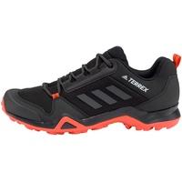 adidas Terrex AX3 M core black / carbon / active orange 40