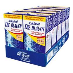 Kukident Gebissreiniger Die Blauen 104 ST, 10er Pack