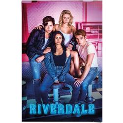 Reinders! Poster Poster Riverdale Archie - Betty - Veronica - Jughead, Serien (1 Stück)