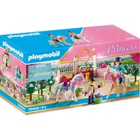 Playmobil Princess Reitunterricht im Pferdestall 70450