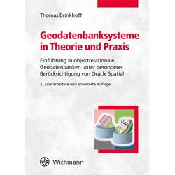 Geodatenbanksysteme in Theorie und Praxis als Buch von Thomas Brinkhoff