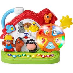 Chicco Lernspielzeug Sprechende Farm (D/GB)