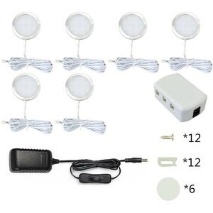 LED Unterbauleuchte Küche Vitrinenbeleuchtung LED Schrankleuchten 12V Lampe