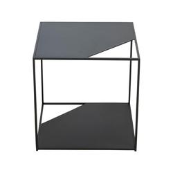 Torna Design Furniture Beistelltisch Torna Beistelltisch Cut 38 x 38 cm