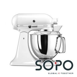 KitchenAid Artisan 300W 4.8l Weiß Küchenmaschine