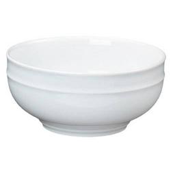 Salatschüssel ALICE, Durchmesser: 13 cm, Höhe: 5,8 cm, Inhalt: 0,32 L, weiss,