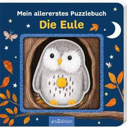 Mein allererstes Puzzlebuch - Die Eule