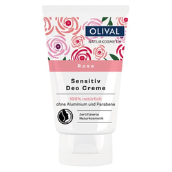 OLIVAL Deo Creme - Rose Sensitiv 50ml
