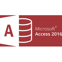 Microsoft Access 2016 ESD DE Win