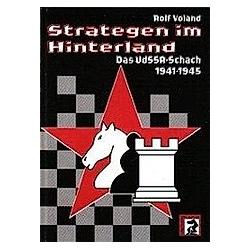 Strategen im Hinterland. Rolf Voland  - Buch
