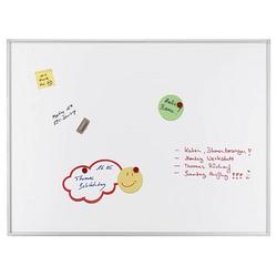FRANKEN Whiteboard ECO 200,0 x 100,0 cm emaillierter Stahl