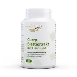 Curry Blattextrakt mit Eisen und C