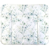 Rotho Babydesign Wickelauflage Natural Leaves, Made in Europe
