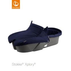STOKKE® Xplory® Grau Babyschale Deep Blue