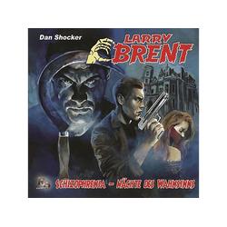 Larry Brent - Schizophrenia ? Nächte des Wahnsinns (37) (CD)