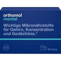 Orthomol Mental Granulat / Kapseln