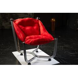 Excellent Gartenstuhl Home Design Gartenstühle Lounge Stühle Cocktailsessel Loungesessel rot