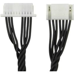 TinkerForge Bricklet-Kabel [1x Bricklet-Stecker 7pol. - 1x Bricklet-Stecker 10pol.] 2.00m Schwarz