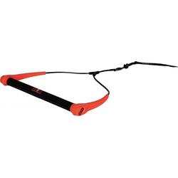 RONIX ENVOY DYNEEMA BAR LOCK Hantel 2021 neon red/black