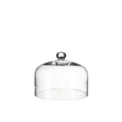 LEONARDO Tortenglocke CUPOLA Glas Glocke 29cm,(1-tlg)