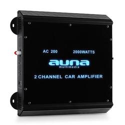 W2-AC200 Auto-Endstufe