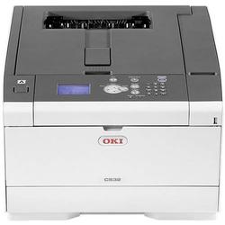 OKI C532dn Farb LED Drucker A4 30 S./min 30 S./min 1200 x 1200 dpi LAN, Duplex