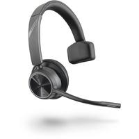 Plantronics Poly Voyager 4310 UC Kopfhörer Kopfband USB Typ-C Bluetooth Schwarz