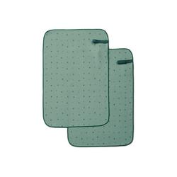 2 Outdoor-Handtücher, je ca. 40 x 60 cm