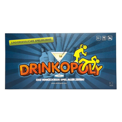 Crazy Dice GmbH Spiel, Crazy Dice GmbH Drinkopoly (DE)