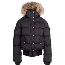 Pyrenex - Aviator Soft Fur Black - Jacken - Größe: 40