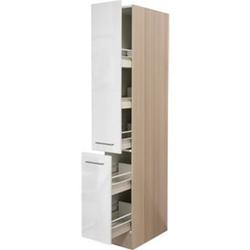 Flex-Well Apotheker-Hochschrank Abaco 30 cm
