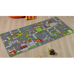 Spielteppich CITY TR(LB 190x100 cm)