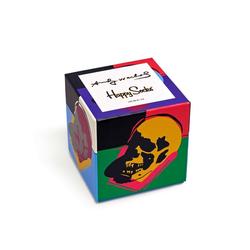 Happy Socks Langsocken Andy Warhol Geschenk Box 3 Paar Socken (3-Paar) 36-40