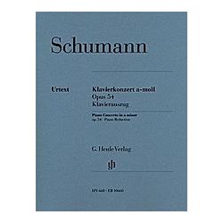 Klavierkonzert a-Moll op.54  Klavierauszug. Robert - Klavierkonzert a-moll op. 54 Schumann  - Buch