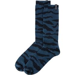 Socken SANTA CRUZ - Tiger Sock Black (BLACK)
