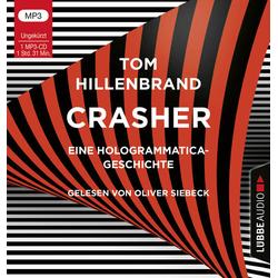 Hillenbrand T: Crasher als Hörbuch CD von Tom Hillenbrand