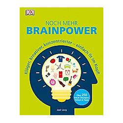 Noch mehr Brainpower. Joel Levy  - Buch