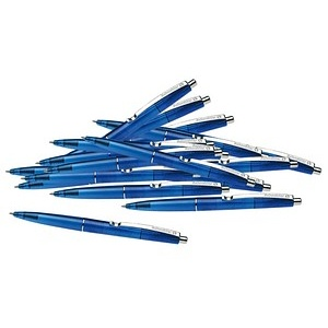 20 Schneider Kugelschreiber K20 - Icy Colours blau Schreibfarbe blau
