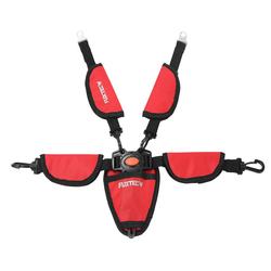FUXTEC 5-Punkt Anschnallgurt für CT-850 Rot