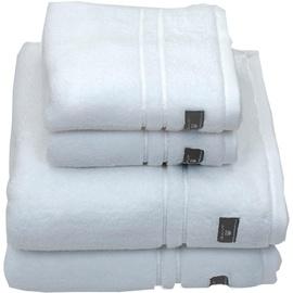 GANT Waschlappen »Premium«, weiß, 4x 30x30cm, Gant