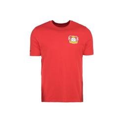 Jako T-Shirt Bayer 04 Leverkusen rot S