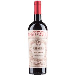 Vanita Nero d'Avola Sicilia Organic