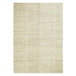 Moiré Kelim Teppich 170 x 240 cm Sand  Hay