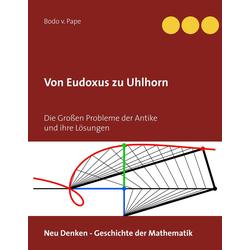 Von Eudoxus zu Uhlhorn als Buch von Bodo v. Pape