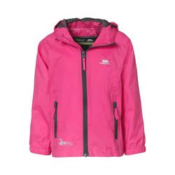 Trespass Regenjacke Regenjacke QIKPAC für Mädchen rosa 134/140