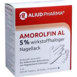 AMOROLFIN AL 5% wirkstoffhaltiger Nagellack 5 ml