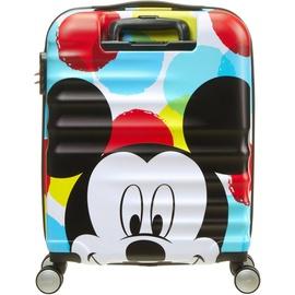 American Tourister Wavebreaker Disney Cabin 4-Rollen 55 cm / 36 l mickey close up