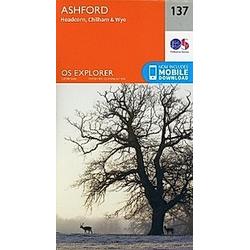 Ashford 1 : 25 000 - Buch